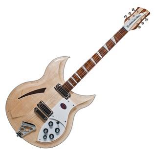 Rickenbacker 381/V69 Hollowbody Guitar, Mapleglo main