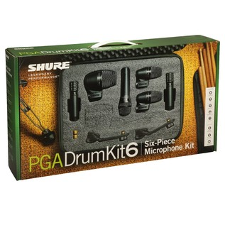 PGA Drum Kit 6