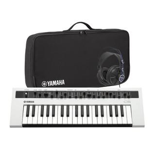 Yamaha reface CS Synthesizer with Headphones & Bag