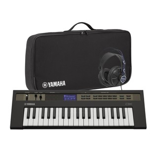 Yamaha reface DX Synthesizer with Headphones & Bag