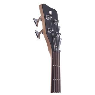 Warwick Rockbass Corvette $$ 4-String Bass Guitar, Nirvana Black