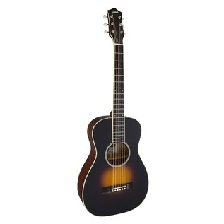 Gretsch G9511 Style 1 Single-0 Parlor Acoustic Guitar Angle