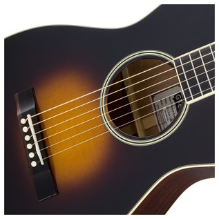 Gretsch G9511 Style 1 Single-0 Parlor Acoustic Guitar Close