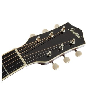 Gretsch G9511 Style 1 Single-0 Parlor Acoustic Guitar Headstock
