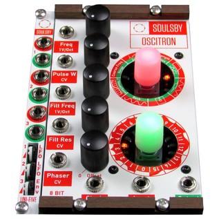Soulsby Oscitron/Uni-Five Eurorack Modules - Bottom