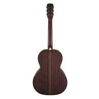 Gretsch G9521 Style 2 Triple-0 Auditorium Acoustic Guitar Back