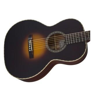 Gretsch G9521 Style 2 Triple-0 Auditorium Acoustic Guitar Left