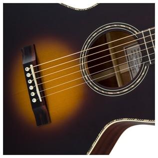 Gretsch G9521 Style 2 Triple-0 Auditorium Acoustic Guitar Close