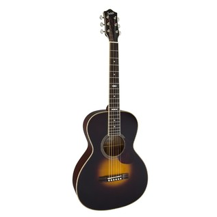 Gretsch G9531 Style 3 Double-0 Grand Concert Acoustic Guitar Angle