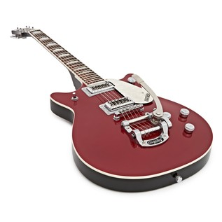 Gretsch G5441T Double Jet Guitar With Bigsby Tremelo, Firebird Red