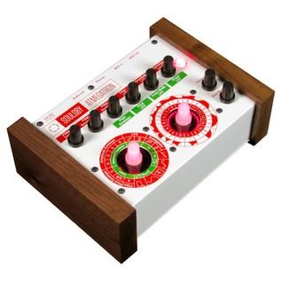 Soulsby Atmegatron MIDI Synthesizer - Angled