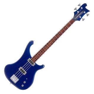 Rickenbacker 4004L Laredo Electric Bass Guitar, Midnight Blue main