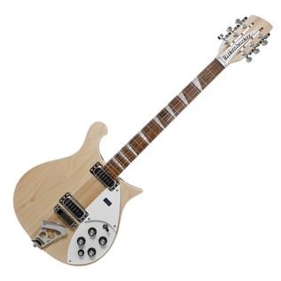Rickenbacker 620/12 12 String Solid Body Electric Guitar, Mapleglo main