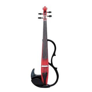 Yamaha SV200 Concert Silent Violin, Cardinal Red