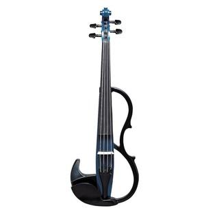 Yamaha SV200 Concert Silent Violin, Ocean Blue