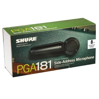PGA181 Side-Address Microphone