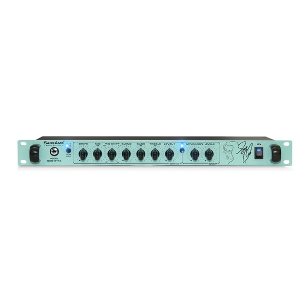 Tech 21 Geddy Lee Signature 1u RackMount PreAmp