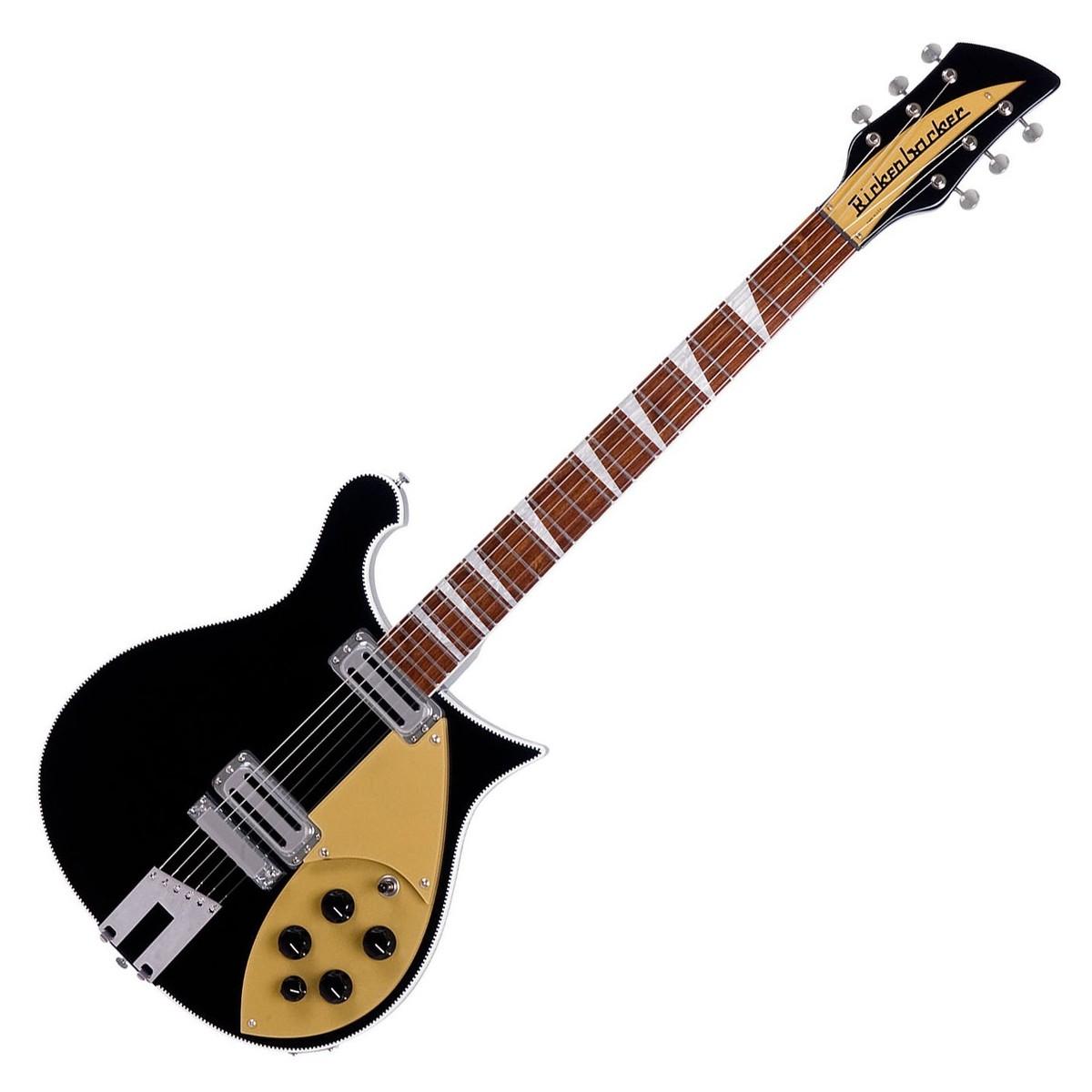 special order rickenbacker 660 electric guitar jetglo at. Black Bedroom Furniture Sets. Home Design Ideas