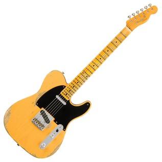 Fender Custom Shop 1953 Heavy Relic Telecaster, Butterscotch Blonde