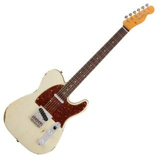 Fender Custom Shop 1961 Relic Telecaster, Aged Olympic White