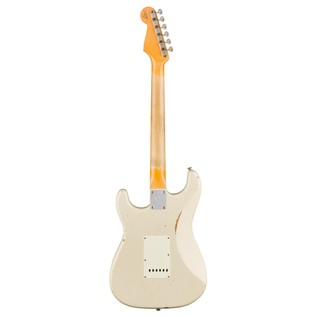 Custom Shop 1960 Relic Stratocaster, Aged Olympic White