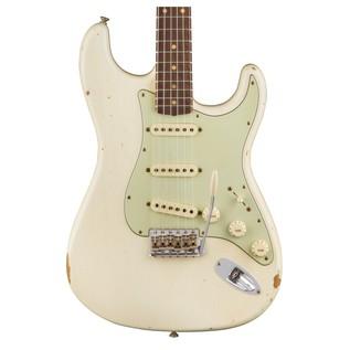 Fender Custom Shop 1960 Relic Stratocaster, White