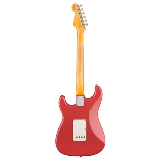 Custom Shop 1960 Relic Stratocaster, Aged Fiesta Red