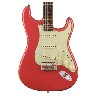 Fender Custom Shop 1960 Relic Stratocaster, Red