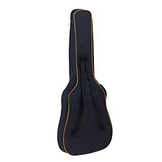 Ortega OGBSTD-34 3/4 Size Professional Guitar Gig Bag Back