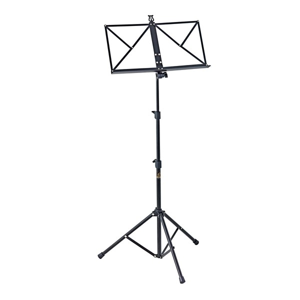 Ortega OMS-1BK Portable Music Stand, Black