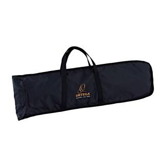 Ortega OMS-1BK Portable Music Stand, Black Free Bag