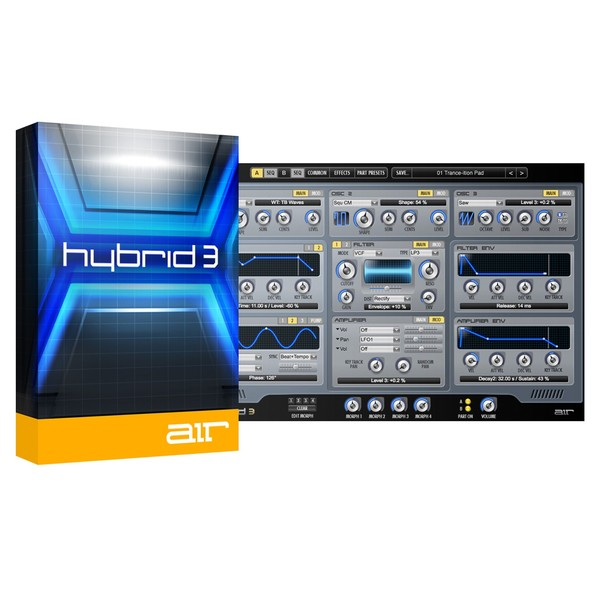 Air Hybrid 3 Software