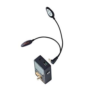 Ortega Sea Devil USB Controlled LED Light And Tuner