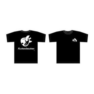 Rickenbacker Guitar T-Shirt, Black main