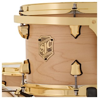 SJC Drums Tour 22'' 3 Piece Shell Pack, LTD ED Natural