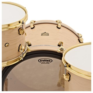 SJC Drums Tour 22'' 3 Piece Shell Pack