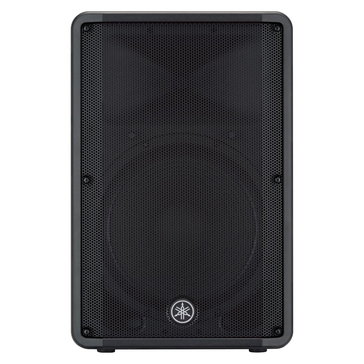 Yamaha dbr15 active pa speaker box opened at gear4music for Yamaha dj speaker