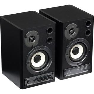 Behringer MS20 Digital Monitor Speakers (Pair) - Side View