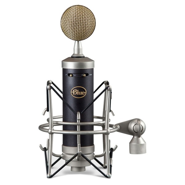 Blue Baby Bottle SL Condenser Studio Microphone - Front 2
