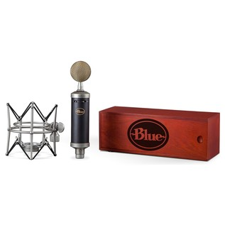 Blue Baby Bottle SL Condenser Microphone - Full Contents
