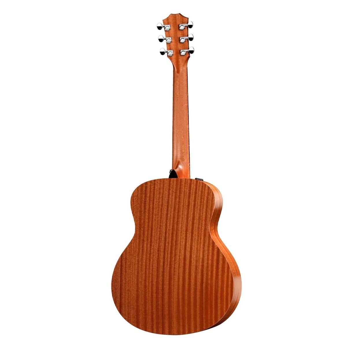 disc taylor gs mini e mahogany electro acoustic guitar 2017 at. Black Bedroom Furniture Sets. Home Design Ideas