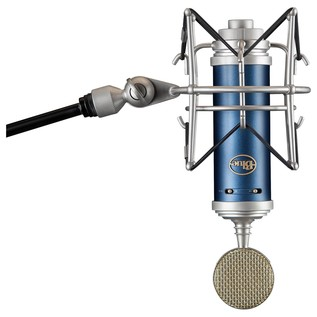 Blue Bluebird SL Studio Microphone - Mounted 2
