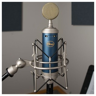 Blue Bluebird SL Large-Diaphragm Condenser Microphone - Lifestyle