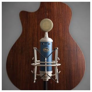 Blue Bluebird SL Condenser Studio Microphone - Lifestyle 3