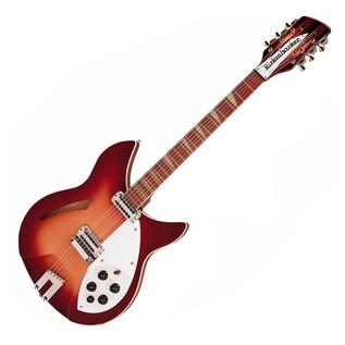 Rickenbacker 360/12 C63 12 String Guitar, Fireglo