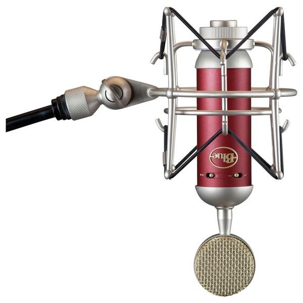 Blue Spark SL Condenser Microphone - Hanging Down
