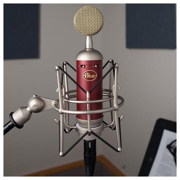 Blue Spark SL Condenser Microphone - Lifestyle