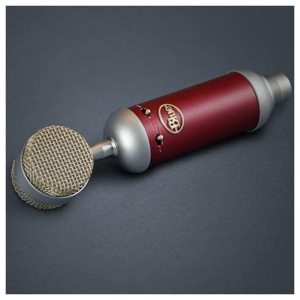 Blue Spark SL Condenser Studio Microphone - Lifestyle 2