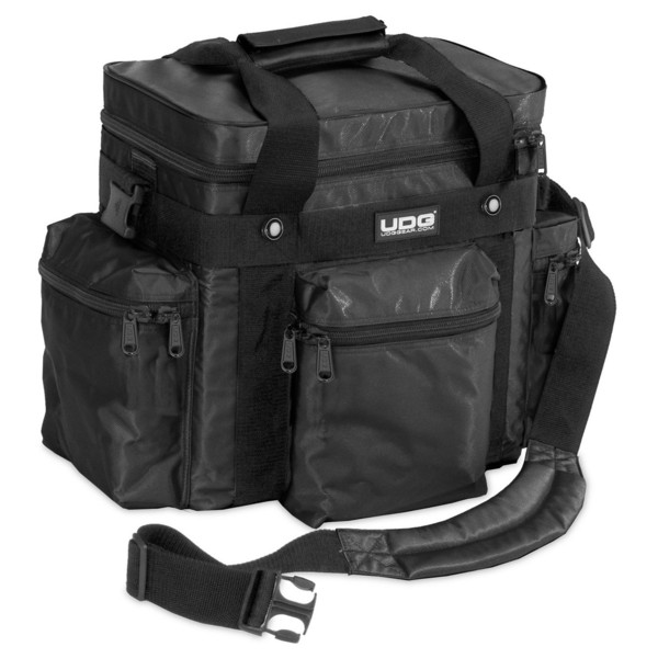 UDG Ultimate SoftBag LP 60 Small Black - Angled