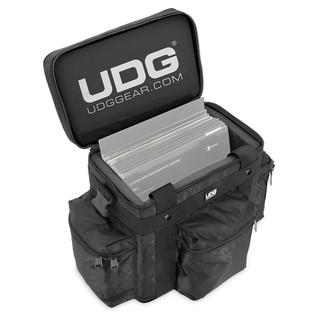 UDG Ultimate SoftBag Vinyl Carry Bag - Open (Vinyl Not Included)